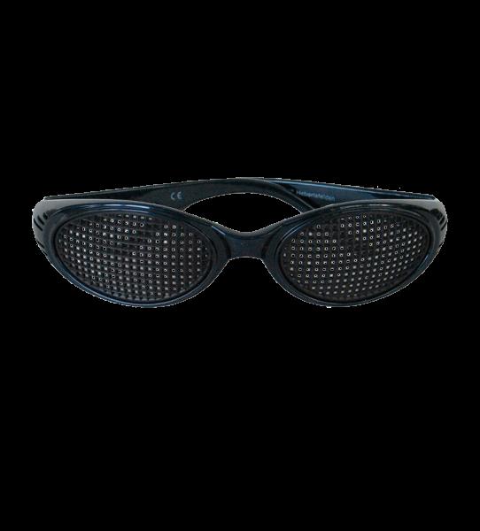 Rasterbrille quadratisch