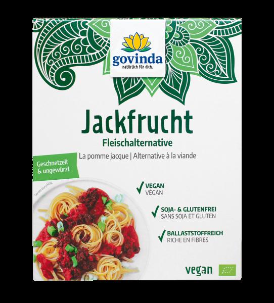 Jackfrucht-Fruchtfleisch Schnetzel