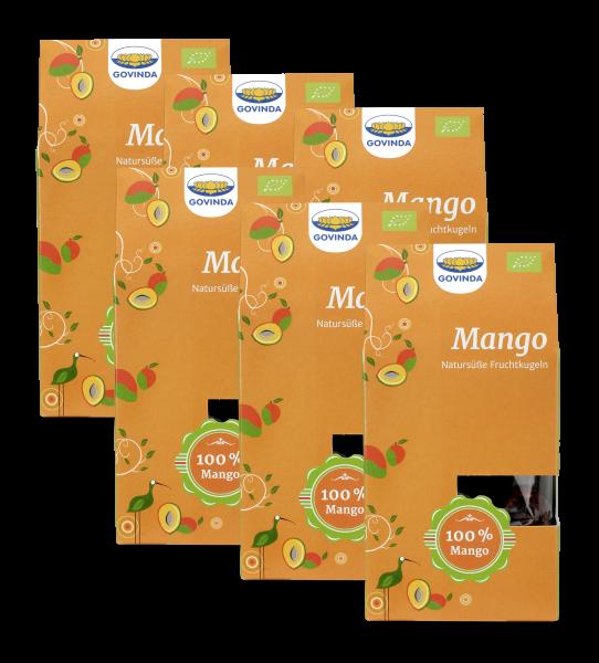 Mango Kugeln Sparpack 6x120g